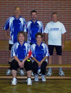 TSG Mixed-Team, Indiacaturnier in Gonsenheim 2009