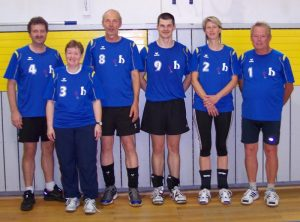 TSG Mixed-Team, Indiacaturnier in Gonsenheim 2011