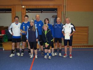 TSG Mixed-Team, Indiacaturnier in Algenrodt 2012