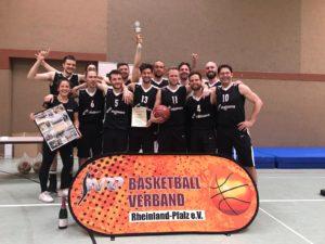 TSG Heidesheim - HURRICANES, Dritter Platz BVRP-Pokal 2018/2019